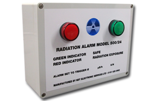 NDT-safety-system-radiation-alarm